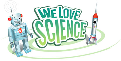 Image result for we love science